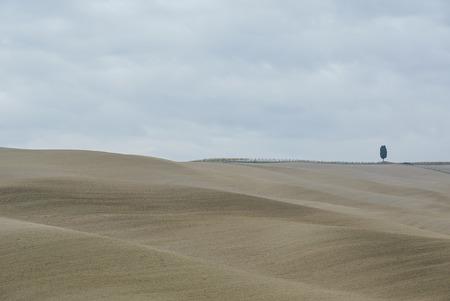 italian landscape Фото со стока