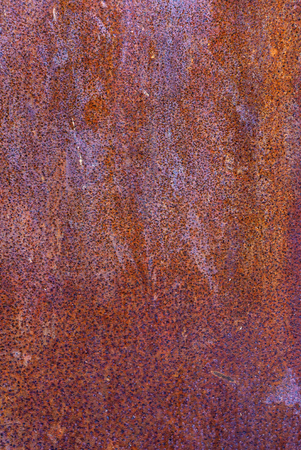 metal rust background texture close up view