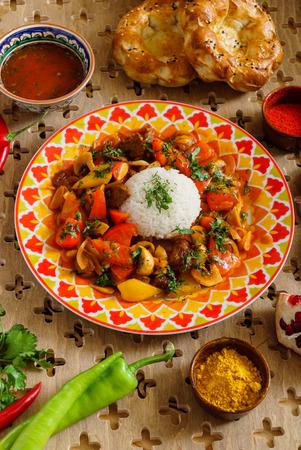 asian food Stok Fotoğraf