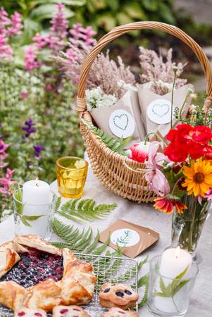 tea party Imagens