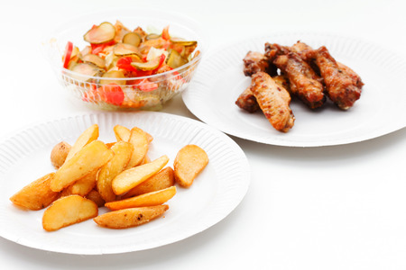 fast food Stock Photo - 87247819