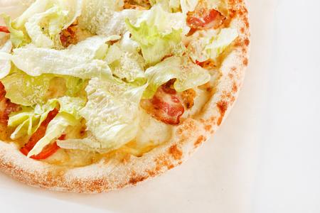 Italian pizza Banco de Imagens