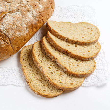 wholegrain bread Stok Fotoğraf