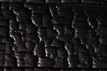 wooden burnt texture Stock fotó - 87625227
