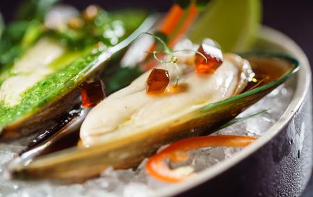 shellfish mussels