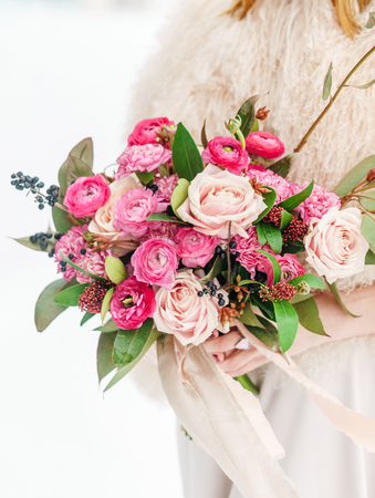 wedding bouquet Stok Fotoğraf