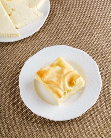 グルジア チーズ ケーキ