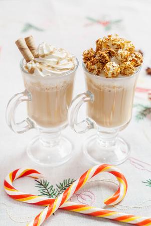 winter cocoa 版權商用圖片