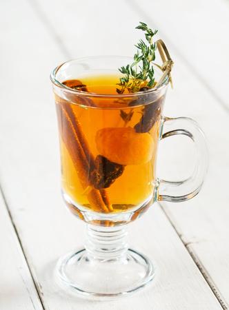 tea winter drink