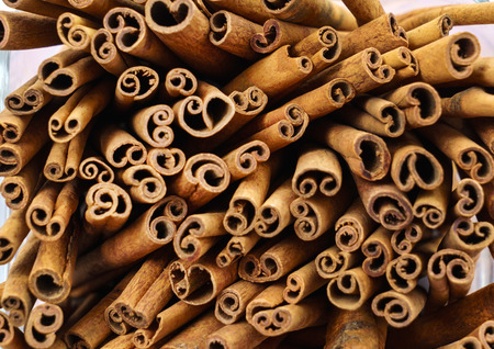 cinnamon sticks Reklamní fotografie