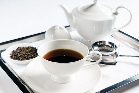 カップの中の紅茶