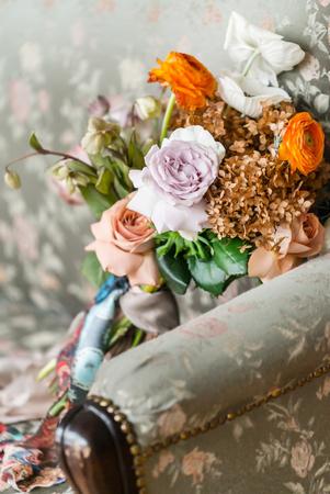 nice wedding bouquet