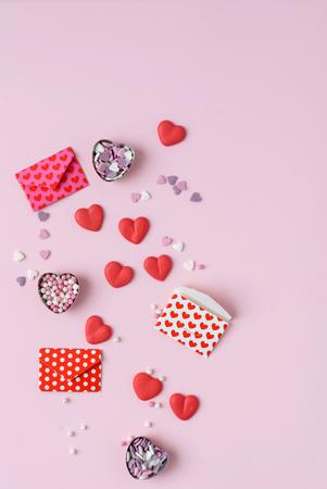 설탕 마음과 봉투