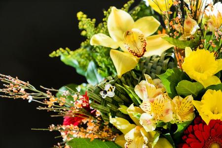 nice bouquet closeup