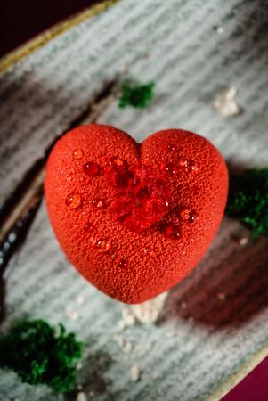 hart vorm gebak