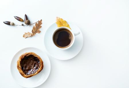 organic acorn coffee Stock fotó