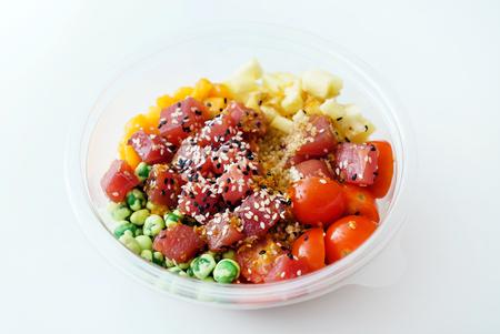 bowl tuna tuna 写真素材 - 95006270