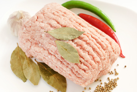 chicken minced meat
