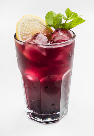 berry cocktail 写真素材