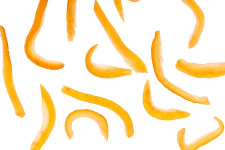 Orange citrons