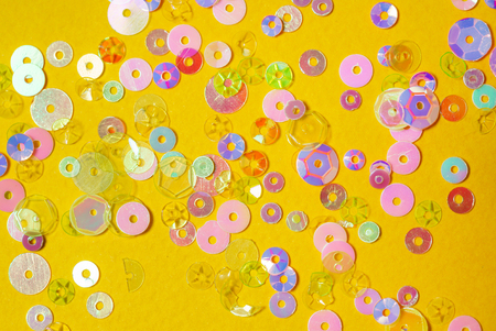 colorful sparkles background Stock Photo