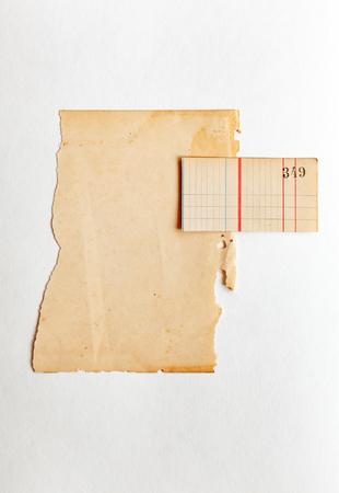 vintage old paper