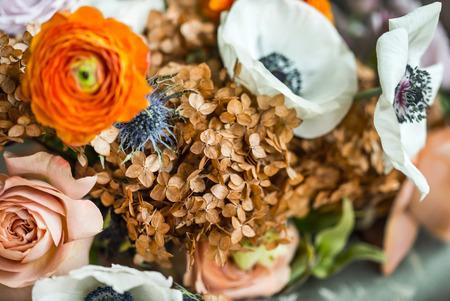 nice autumn bouquet