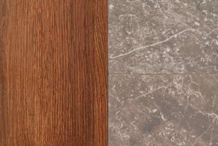 marble and wood texture