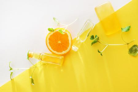 fruit spa concept Standard-Bild - 114516031