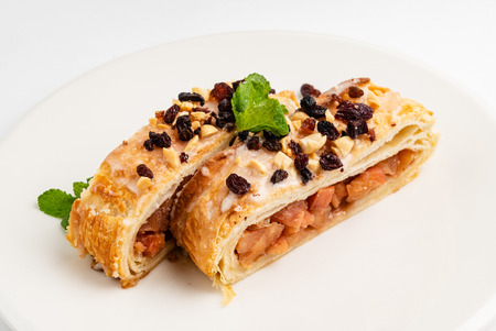 strudel with apple