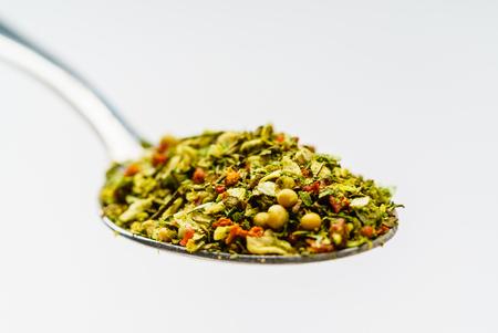 A classic spice blend chef de provence Stockfoto - 114407105