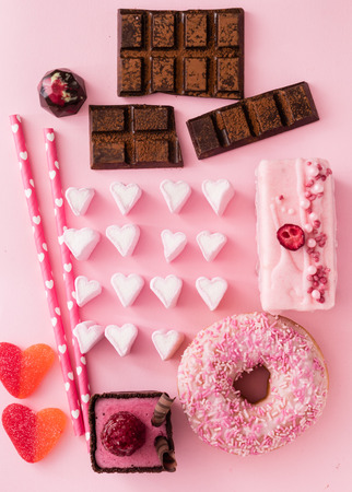 sweets for Valentines day