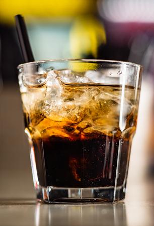 cocktail in the bar Reklamní fotografie - 115486498