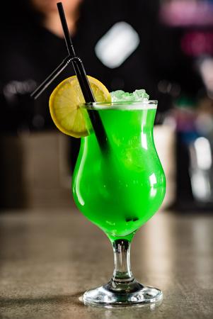 cocktail in the bar Reklamní fotografie - 116102931