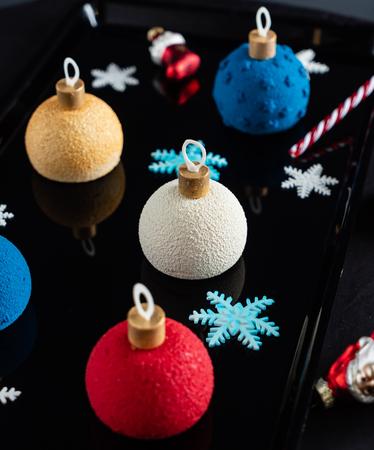 creative Christmas pastries