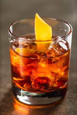 cocktail in the bar Reklamní fotografie - 116102933