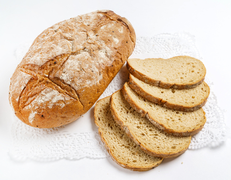 wholegrain bread Reklamní fotografie