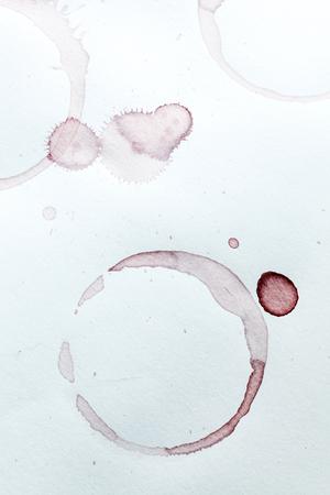 Wine stain Imagens