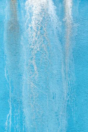 blue wall texture, art background
