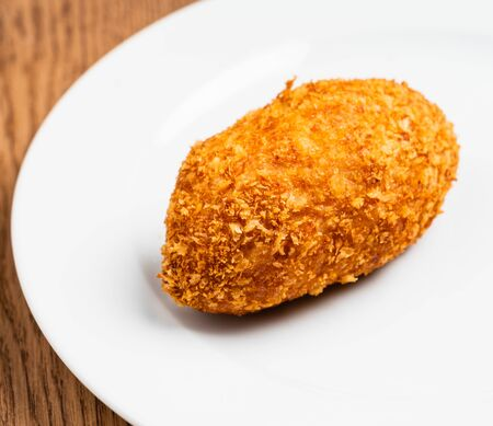 fried chicken cutlet