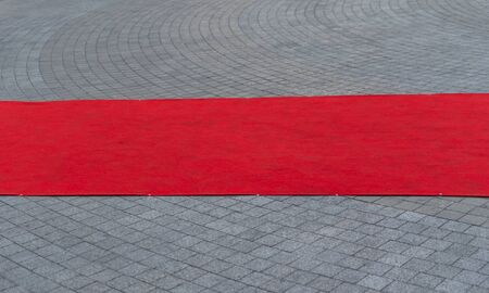 red carpet outdoor