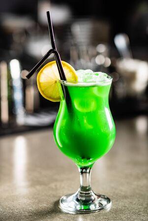 cocktail in the bar Reklamní fotografie - 130527580
