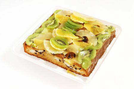 fruit cake Stock fotó