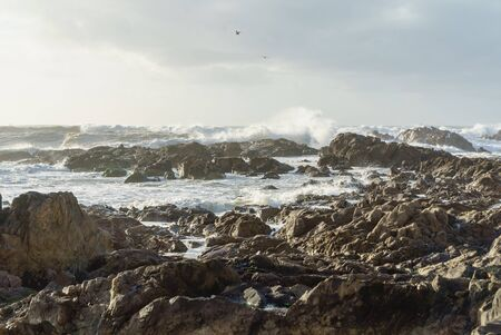 ocean in the Porto, beautiful landscape