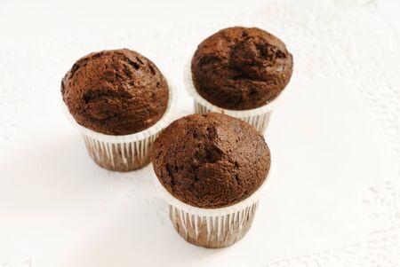 chocolate cakes Stock fotó