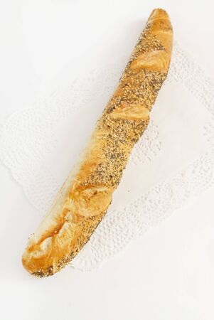 fresh baguette Stock fotó
