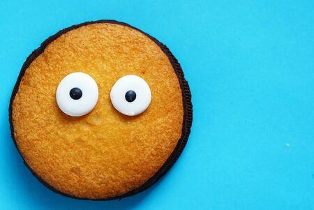 funny cookies Stock fotó