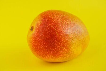 ripe fresh mango Stock fotó