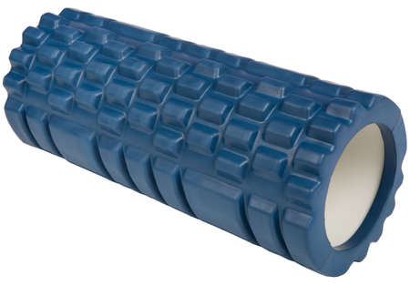 Foam massage roller - foam rolling is a self-myofascial release technique that is used by athletes and physical therapists to inhibit overactive muscles.