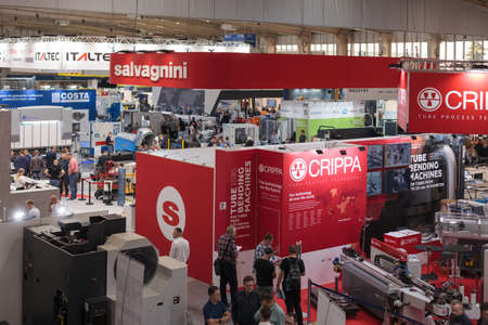 Poznan, Poland 01 Sep 2021: HIGH TECH EXPO, ITM Industry Europe. SHOW